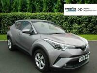 2018 Toyota CHR ICON Hatchback Petrol Manual