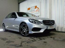 image for Mercedes-Benz E350 blueTec amg night edition 4dr 9g tronic