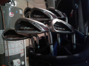 Callaway Diabalo Edge mens golf clubs,  from the 4 to the lob