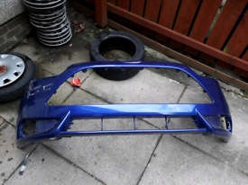 Reduced Ford Focus St Front bumper mark 3