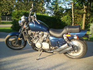 parting out 1987 Honda VF750c  Magna V45 selling in parts only
