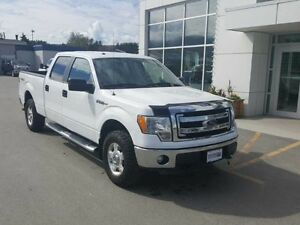 2013 Ford F-150 XTR LWB  - trade-in - Low Mileage