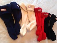 Hunter wellie socks