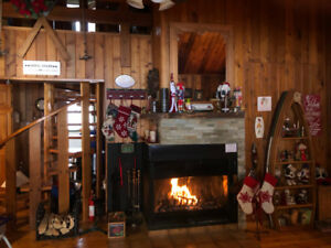 Christmas in Calabogie  - Chalet across from Calabogie Peaks