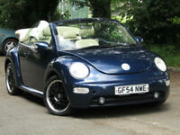 Volkswagen Beetle 2.0**PX BARGAIN**1 LADY OWNER FROM NEW*UPGRADED ALLOYS*NEW MOT