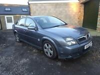 Vauxhall Vectra 1.9CDTi ( 120ps ) 2005MY SXi drives well priced to sell