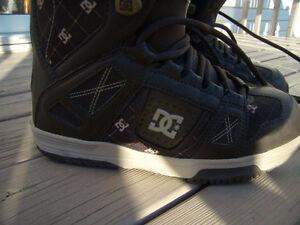 Bottes de planche à neige pour filles DC shoes - Brune - size :7