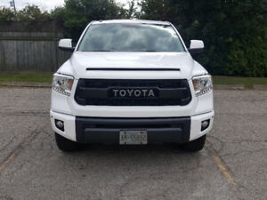 2016 Toyota Tundra LIMITED Crewmax Pickup Truck