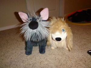 Lady and the Tramp Plush - Disney Store