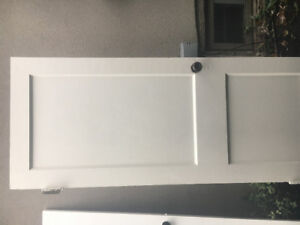Selling 6 solid wood interior doors! NEED GONE!