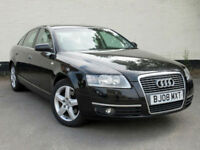 2008 Audi A6 Saloon 2.0TDI SE SAT NAV MANUAL DIESEL NEW SERVICE DONE