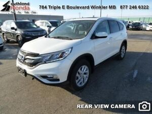 2015 Honda CR-V EX-L  - Leather Seats -  Sunroof - $220.54 B/W