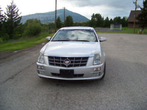 2009 Cadillac STS4 AWD New Windshield 113,500Km