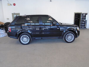 2011 RANGE ROVER SPORT HSE LUX 1 OWNER! 56,000KMS! ONLY $37,900!
