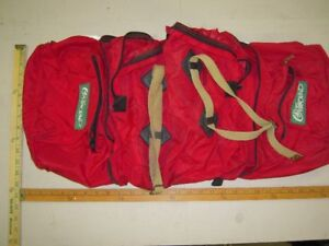 Bicycle Pannier and Tie Downs