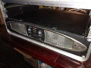 Crown XS 1200 Power Amp, Never Gigged!
