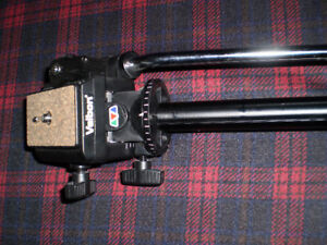 Velbon C-500 Tripod with PH-358 Fluid Head