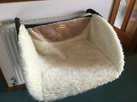 PUSSY CAT radiator bed brand new cover