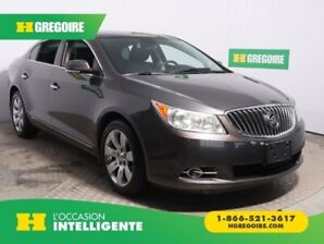 2013 Buick LaCrosse Luxury AUTO A/C CUIR MAGS CAM RECUL BLUETOOTH
