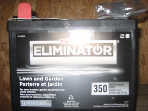 Brand New Lawn Tractor Battery