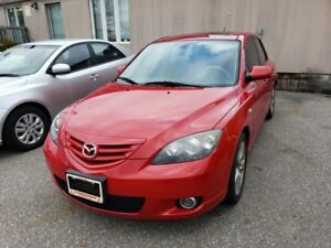 2006 Mazda MAZDA3 5dr Wgn Sport ,,, Fully Power | Fog Light