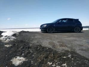 Mazdaspeed 3 with new motor