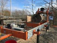 Mobile Saw Milling