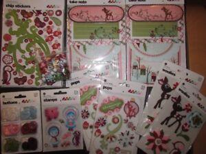 Christmas holiday scrapbooking bundles, all brand new!