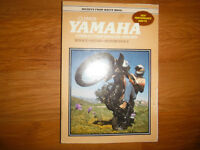 1976-1978 Yamaha XT500 and TT500 Singles Service Repair Manual