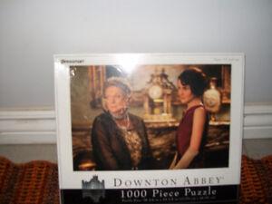 Pressman Downton Abbey 1000 piece puzzle new