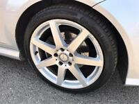 2012 Mercedes-Benz C Class 2.1 C220 CDI BlueEFFICIENCY Sport 7G-Tronic 4dr Diese