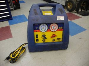 Yellow Jacket R60a Refrigerant Recovery System