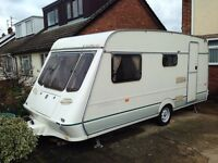 Caravan- Fleetwood Crystal 4 Berth