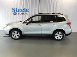 2014 SUBARU FORESTER Limited with Navigation and Eyesight