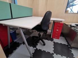 Office desks - IKEA. Great condition.