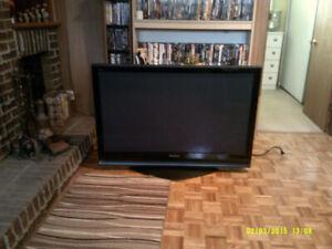 TV PANASONIC '50' FOR SALE 150$