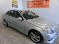 2009 Mercedes-Benz C200 2.1TD auto Sport ***BUY FOR ONLY £45 PER WEEK***