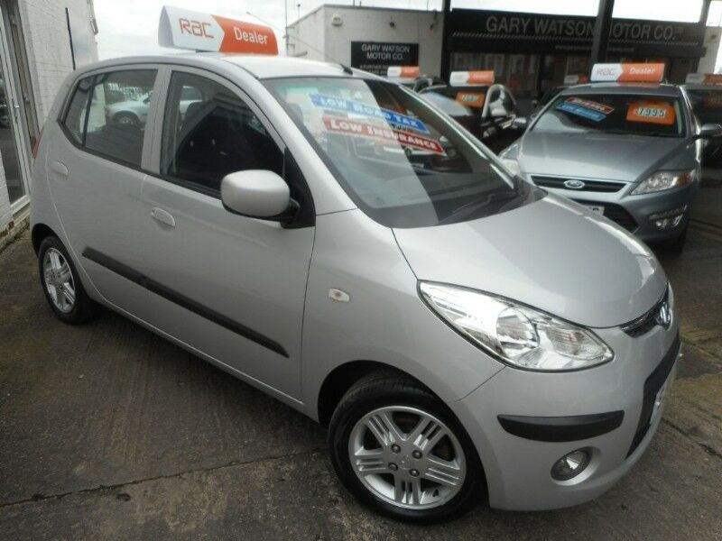 hyundai i10 comfort silver 2010 in barry vale of glamorgan gumtree. Black Bedroom Furniture Sets. Home Design Ideas