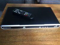 Freesat+ TV satellite recorder HD