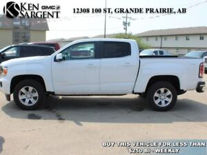 2018 GMC Canyon SLE  -  Bed Liner