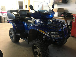 2012 Arctic Cat 550 TRV GT PS