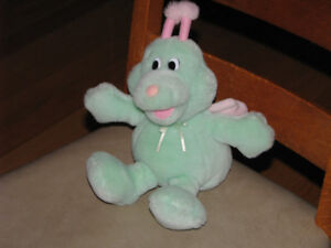 Toutou dragon Baby Gund Dragon Plush