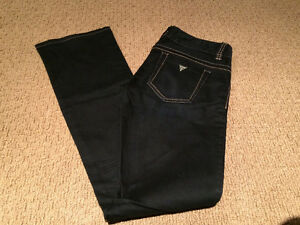 "26"" Guess Black Jeans Excellent Strathcona County Edmonton Area image 1"