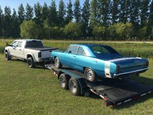 CUSTOM HAULING/SHIPPING GET A QUOTE TODAY!