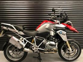 BMW R 1200 GS TE L/C Full Specification + Gearshift Assistant Pro