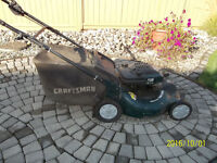 Craftsman rotary lawn mower