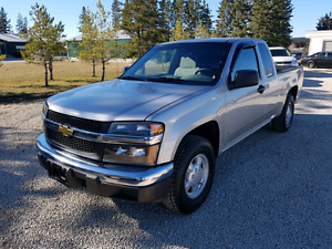 2008 Chevrolet Colorado .  EXT CAB. 2.9 L.   Only 114 Kms.
