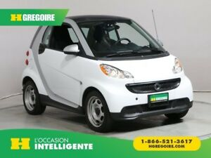 2014 Smart Fortwo PASSION AUTO CUIR TOIT BLUETOOTH
