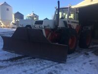 JCAR Maintenance - Res / Rural snow removal and road plowing