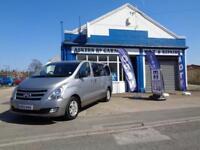2013 Hyundai i800 2.5CRDi AUTO Style 8 SEATER,99,000 MILES,FULL SERVICE HISTORY